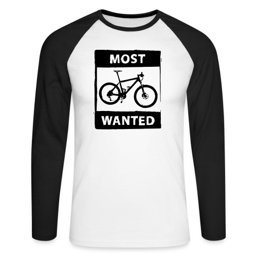 MTB - most wanted 2C - Männer Baseballshirt langarm