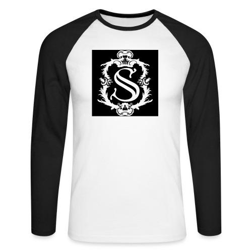 salvatore's - Men's Long Sleeve Baseball T-Shirt