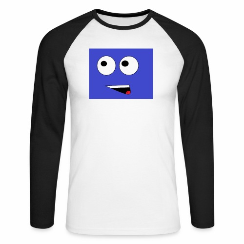 LKIMZ - Männer Baseballshirt langarm