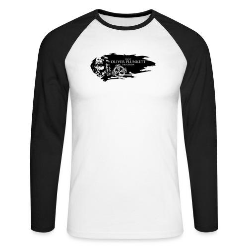 StOliver Black - Men's Long Sleeve Baseball T-Shirt