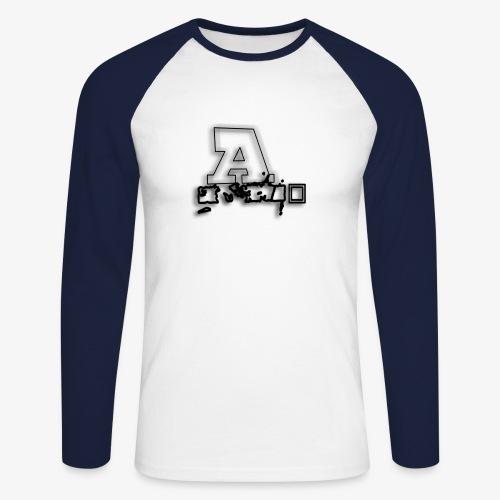 AI Beats - Men's Long Sleeve Baseball T-Shirt
