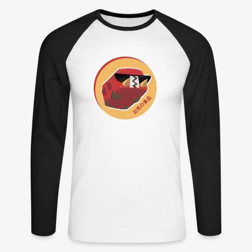 Dark Chrysapile - T-shirt baseball manches longues Homme