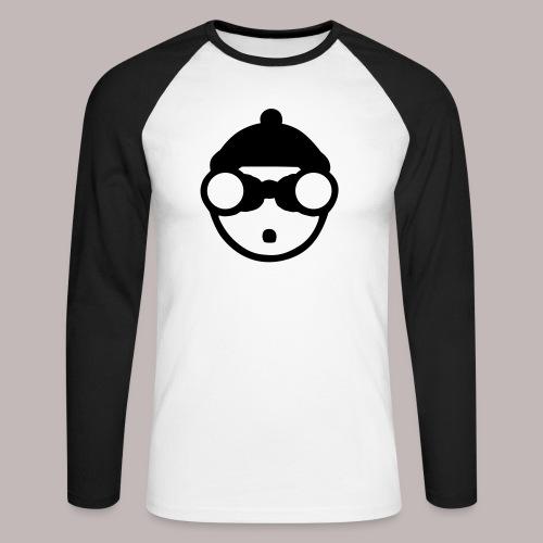 Peeper Skipper - Männer Baseballshirt langarm