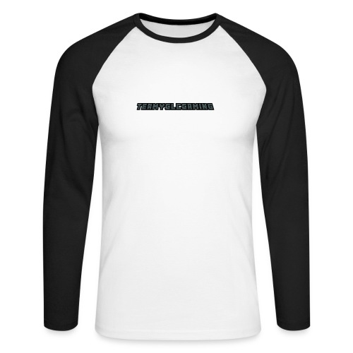 T-shirt Teamyglcgaming - Men's Long Sleeve Baseball T-Shirt