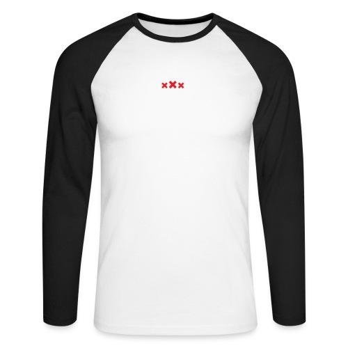 PubsnBars Merchandise - Mannen baseballshirt lange mouw