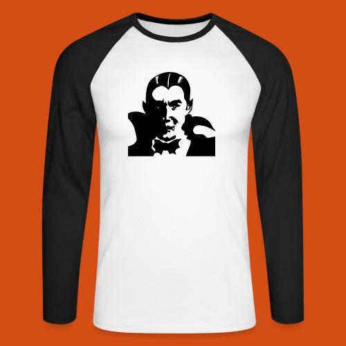 blackpire - Mannen baseballshirt lange mouw