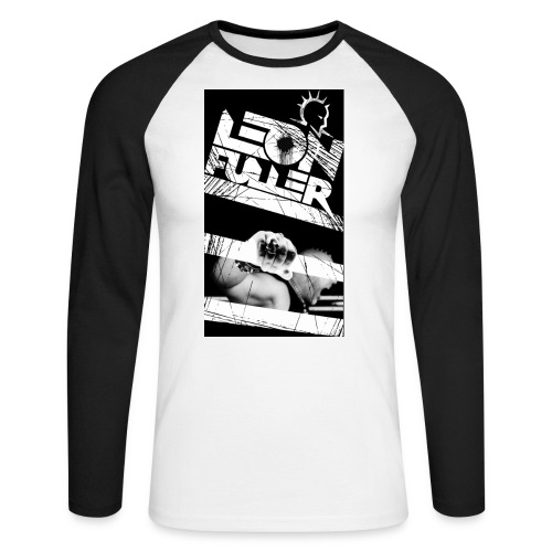 Leon Fuller fanshirt - Men's Long Sleeve Baseball T-Shirt