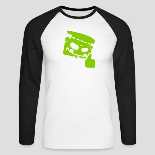 TROLLR Like - T-shirt baseball manches longues Homme
