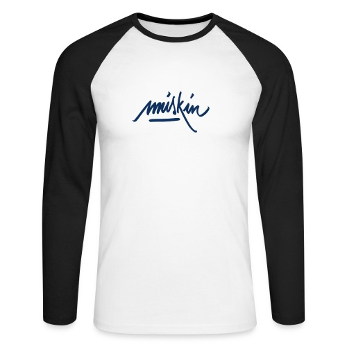 T-Shirt Miskin - T-shirt baseball manches longues Homme