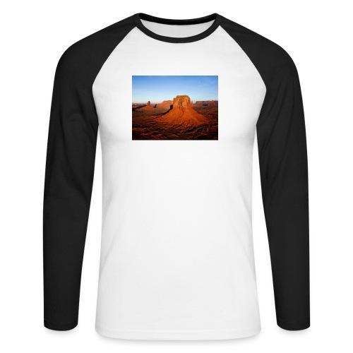Desert - Raglán manga larga hombre