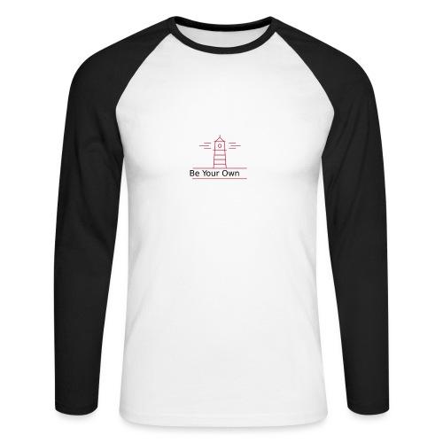 Spruch - Männer Baseballshirt langarm