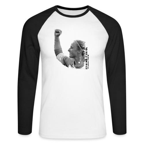 GEURTS - Mannen baseballshirt lange mouw