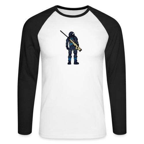 Noscoped - Men's Long Sleeve Baseball T-Shirt