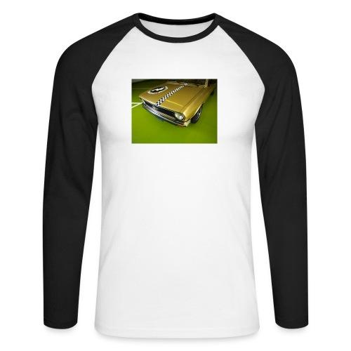 Goldfinger - Männer Baseballshirt langarm
