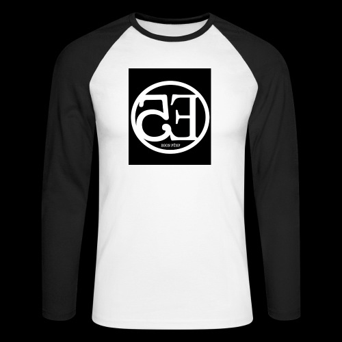 Egon2 - Långärmad basebolltröja herr