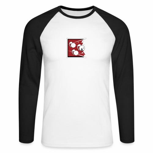 i always TK :) - Men's Long Sleeve Baseball T-Shirt