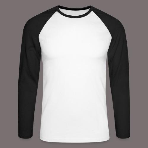 Ja - Männer Baseballshirt langarm