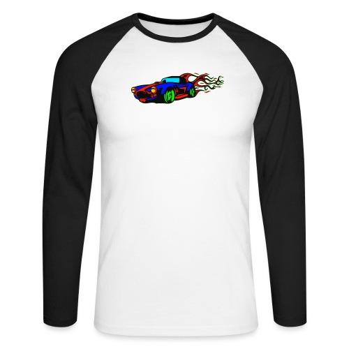 auto fahrzeug tuning - Männer Baseballshirt langarm