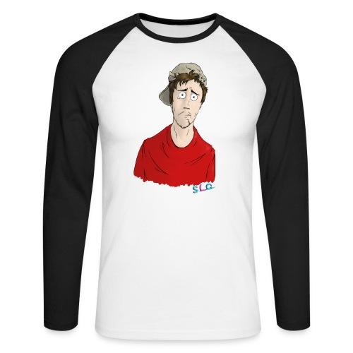 Geek - Tee shirt manches longues Premium Homme - T-shirt baseball manches longues Homme