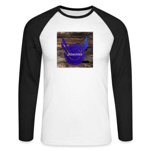 JAbeckles - Men's Long Sleeve Baseball T-Shirt
