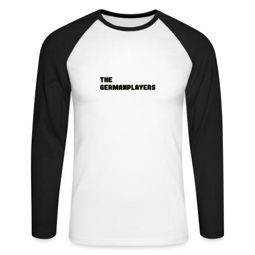 TITLE ONLY 4 FANS - Männer Baseballshirt langarm
