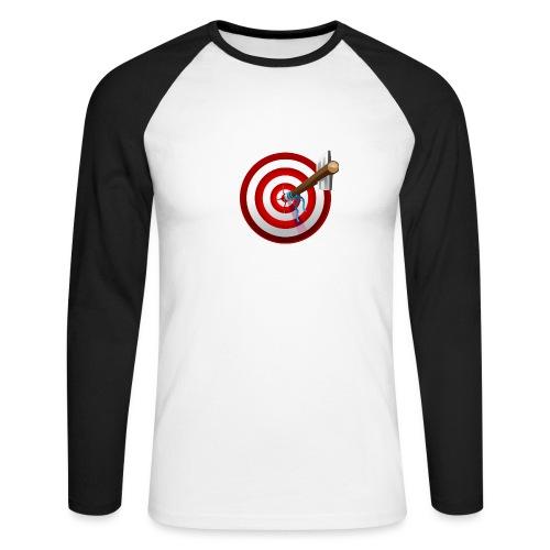 Bouclier anti-déception - T-shirt baseball manches longues Homme