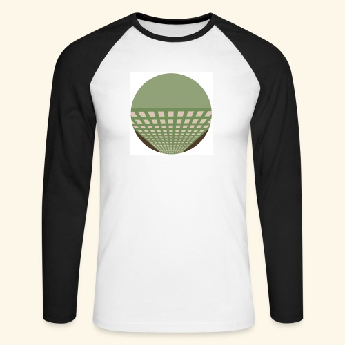 building1 - T-shirt baseball manches longues Homme