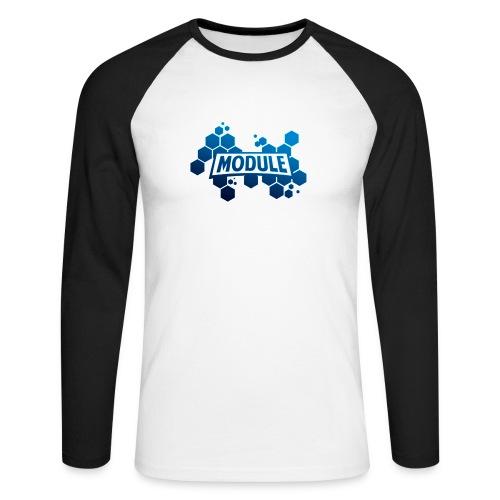 Module eSports - Men's Long Sleeve Baseball T-Shirt