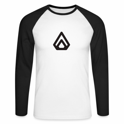 ASTACK - Men's Long Sleeve Baseball T-Shirt