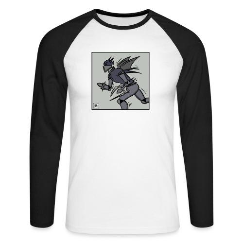Vexus 1 - T-shirt baseball manches longues Homme