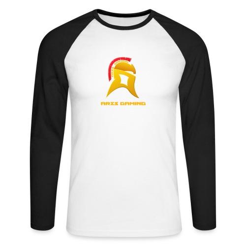 Ares Gaming Tasse - Männer Baseballshirt langarm