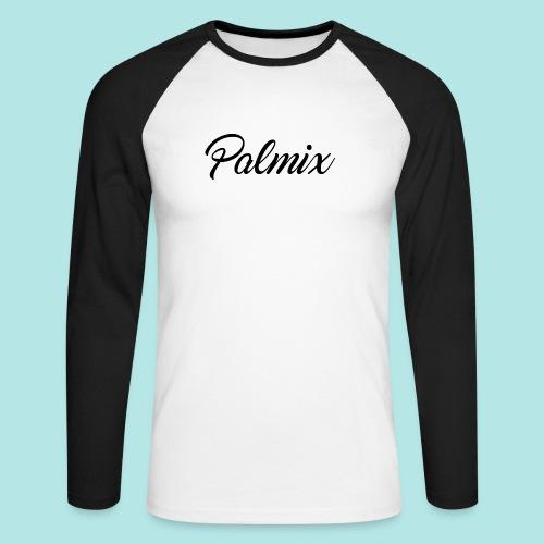 Palmix shirt - Men's Long Sleeve Baseball T-Shirt