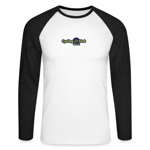 Cycling Club Rontal - Männer Baseballshirt langarm
