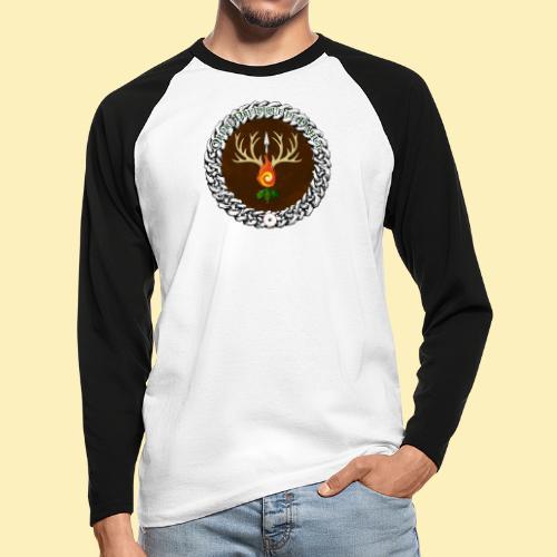 Médaillon de Neved - T-shirt baseball manches longues Homme