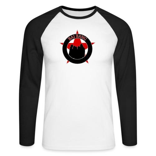 ryggtavla2 - Men's Long Sleeve Baseball T-Shirt