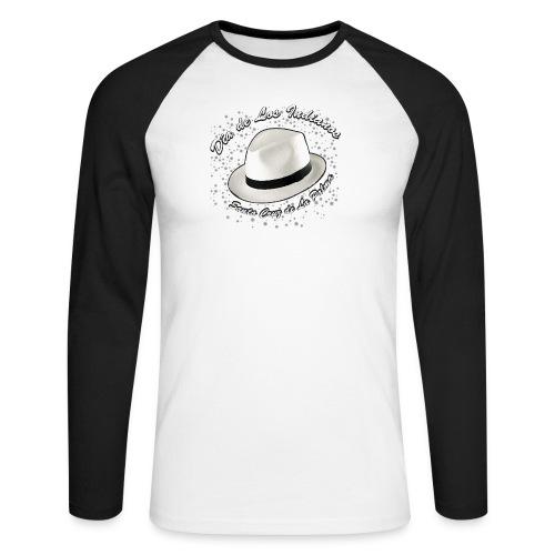 Dia de Los Indianos - Männer Baseballshirt langarm