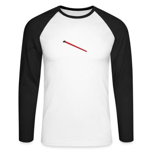 Turbo Tacho Extrem Tuning - Männer Baseballshirt langarm