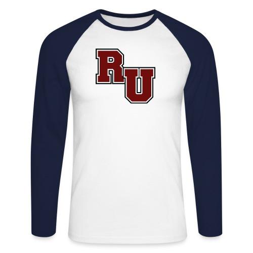 rusk - Men's Long Sleeve Baseball T-Shirt