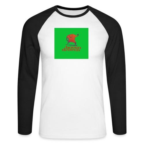 Slentbjenn Knapp - Men's Long Sleeve Baseball T-Shirt