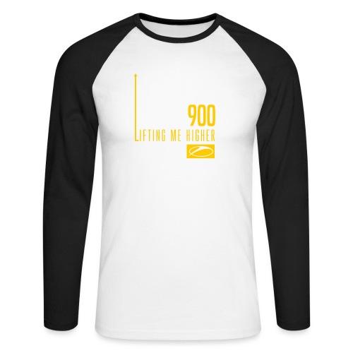 asot9003 - Men's Long Sleeve Baseball T-Shirt