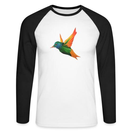 EXOTIC BIRD - MINIMALIST - T-shirt baseball manches longues Homme
