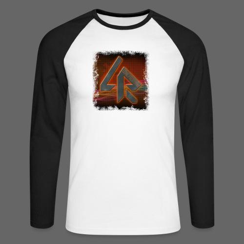 LPR Gaming BG Splash (Women) - Men's Long Sleeve Baseball T-Shirt