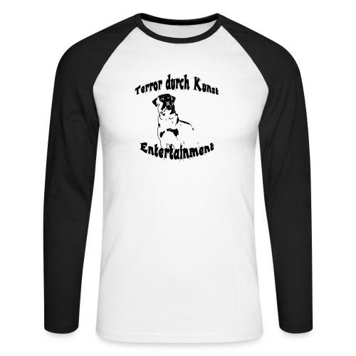 logoalt - Männer Baseballshirt langarm