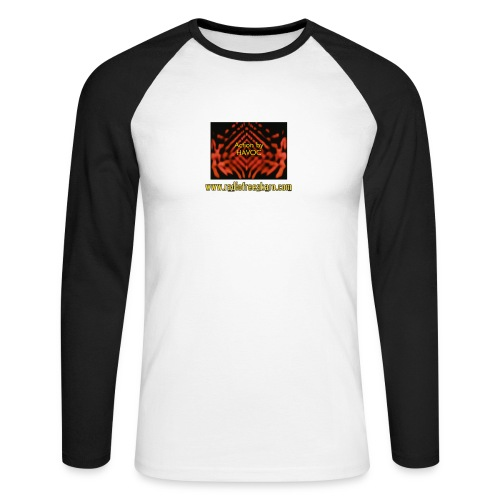shirt actionbyhavoc - Men's Long Sleeve Baseball T-Shirt