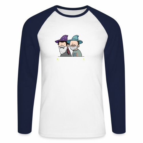 Marabouch'pic - T-shirt baseball manches longues Homme