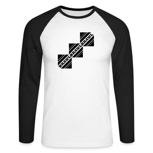 BRAWL TEST - Mannen baseballshirt lange mouw