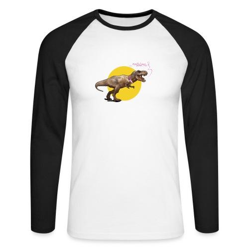 Tyraminou - T-shirt baseball manches longues Homme