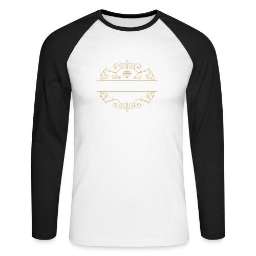 Sweat à capuche ELEGANT - T-shirt baseball manches longues Homme