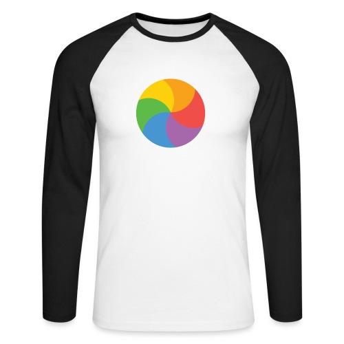BeachBal - Mannen baseballshirt lange mouw