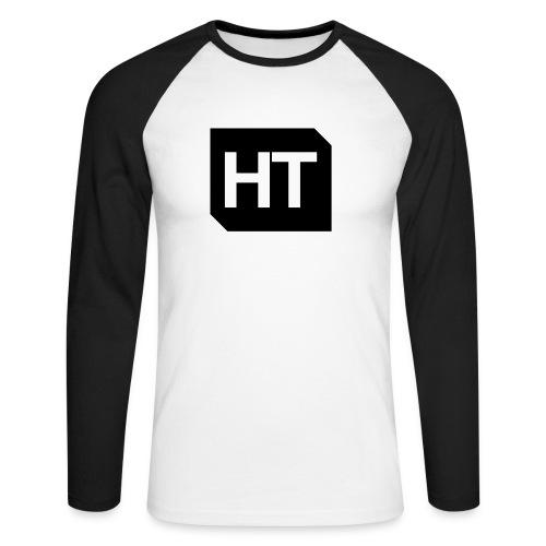 LITE - Men's Long Sleeve Baseball T-Shirt